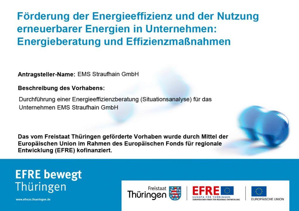 EFRE - Plakat Publizitaetspflicht gültig ab 03-09-2015